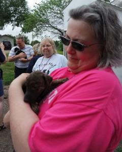Nancy puppy